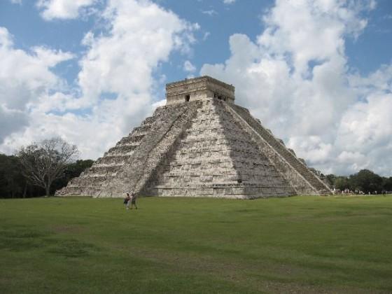 Chichén Itzá Pyramide
