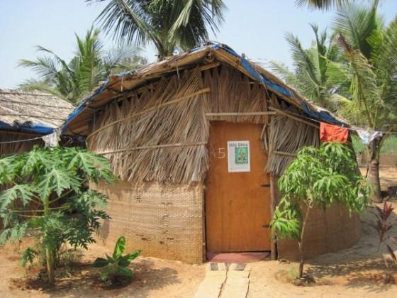 Unser Coco-Hut Villa Shiva