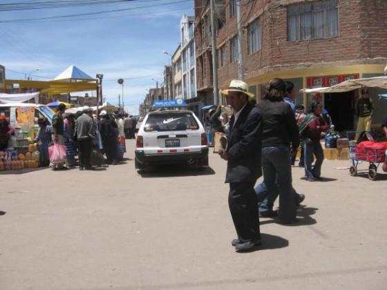Leben in Puno