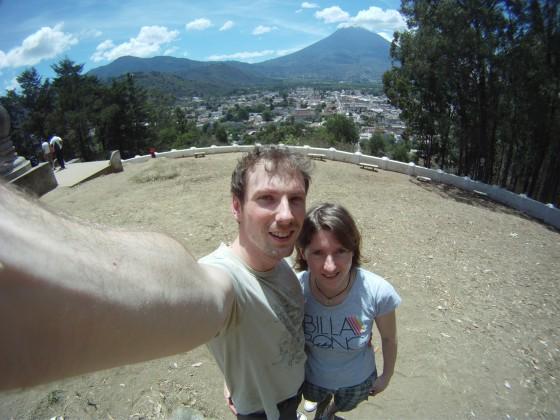 Cerro de la Cruz - Ueber Antigua