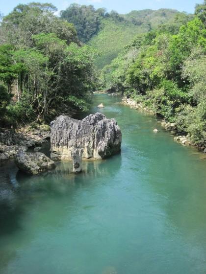 Lanquin River