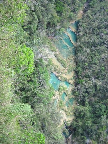 Semuc Champey Pools