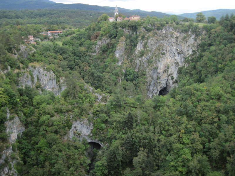 Höhlen von Škocja